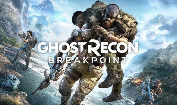 Games Island Tom Clancy's Ghost Recon Breakpoint