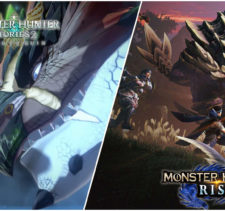 Due nuovi monster hunter
