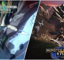 Due nuovi monster hunter