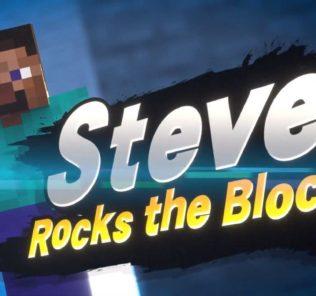 Steve di Minecraft